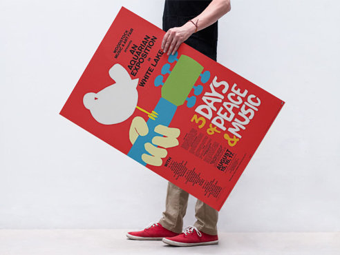 Plakaty wielkoformatowe