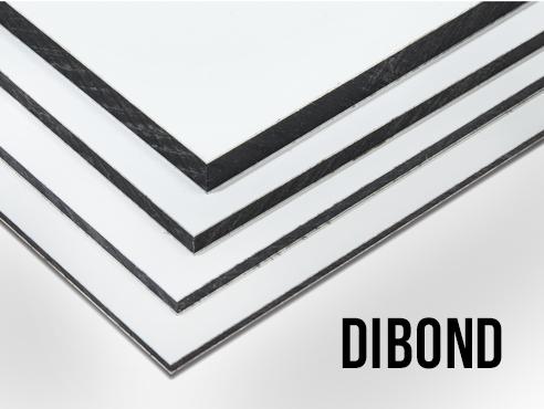 Płyta Dibond druk UV
